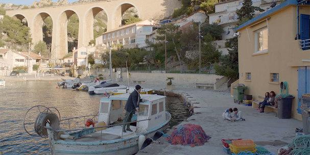 the house by the sea, la villa 607