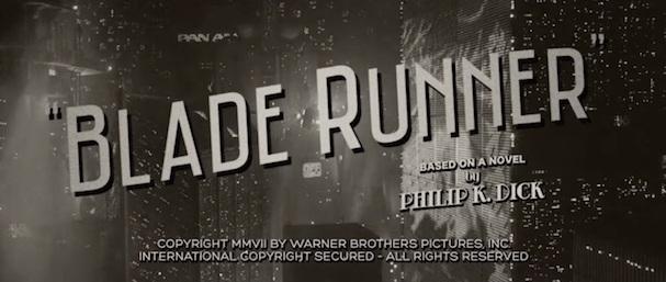 Blade Runner 40s noir 607 2