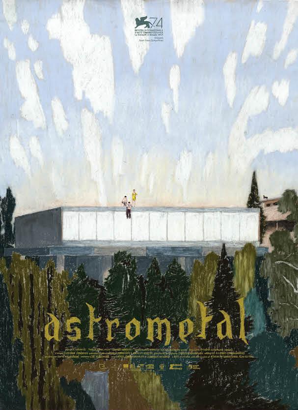 Astrometal Αφίσα