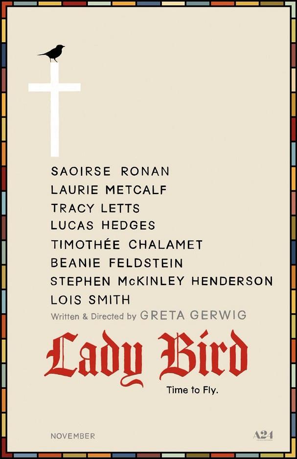 Lady Bird poster 607
