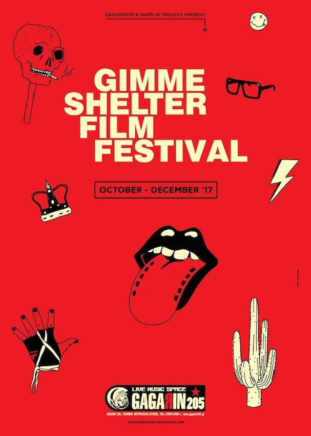 Gimme Shelter Film Festival Poster 607