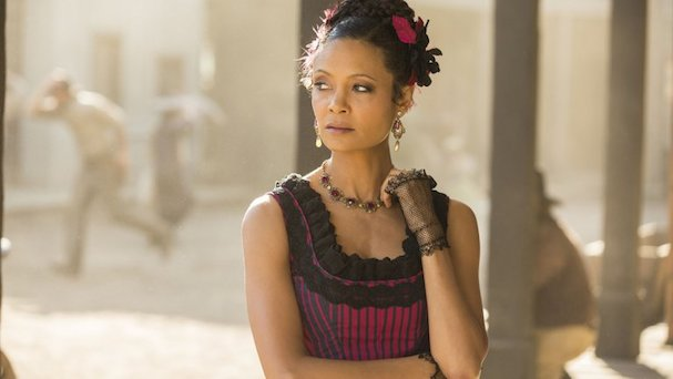 Thandie Newton Westworld 607