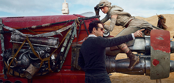 J J Abrams Star Wars 607