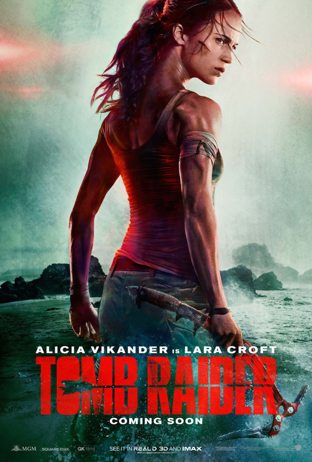 Tomb Rider 2018 poster 607