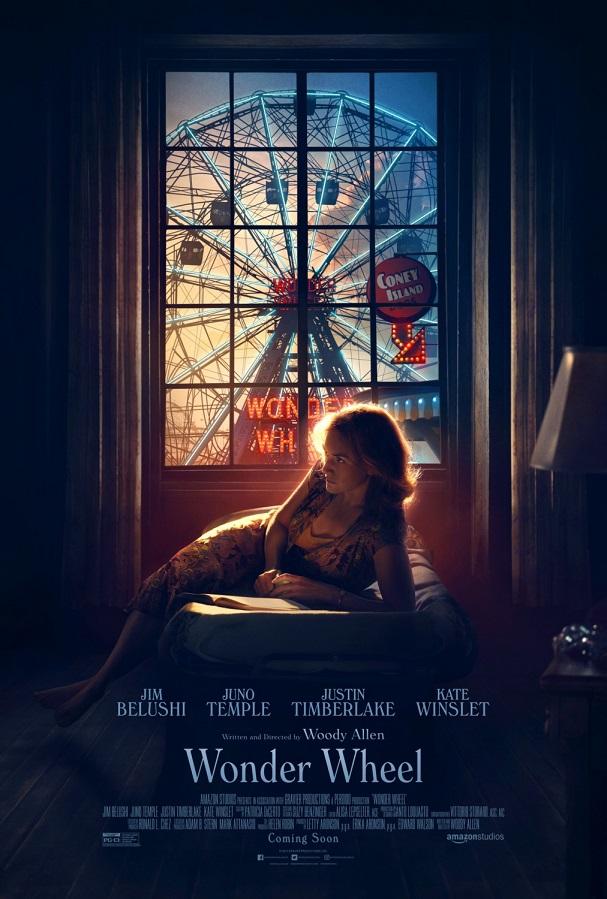Wonder Wheel poster 607