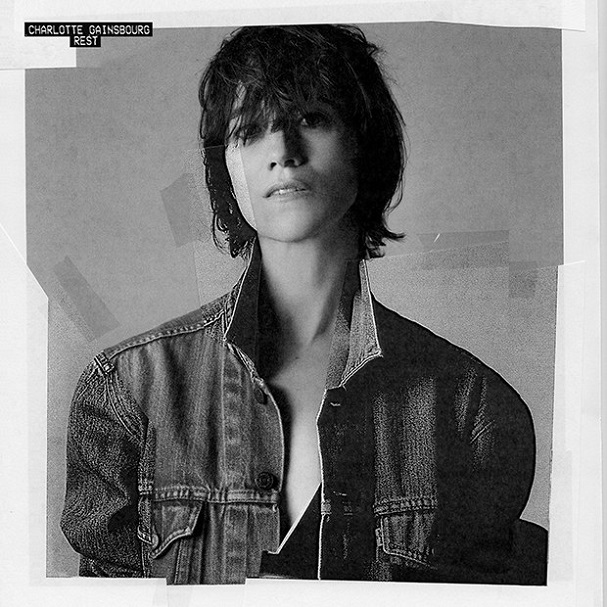Charlotte Gainsbourg album cover 607