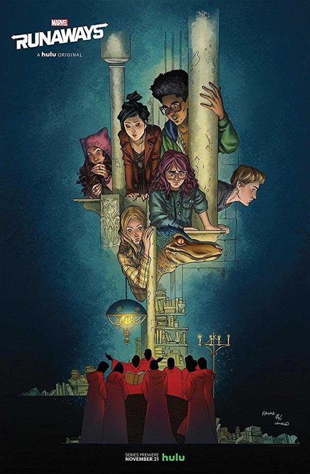 Runaways poster 607
