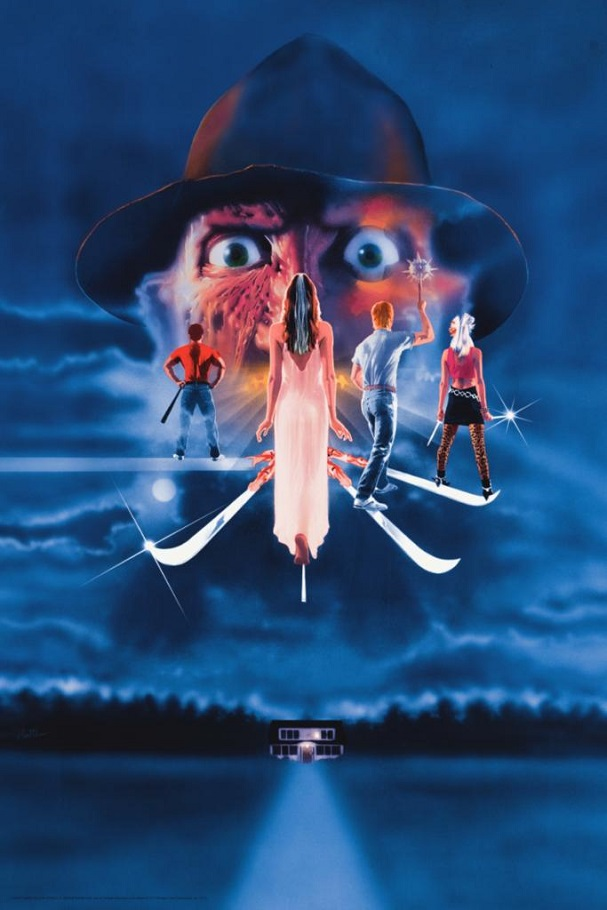 A Nightmare on Elm Street 3 Dream Warriors by Matthew Peak 607