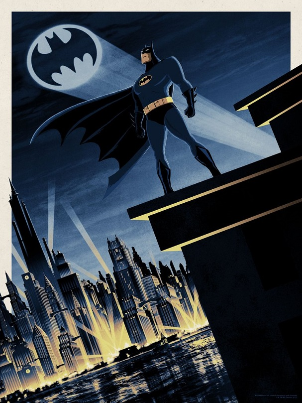 Batman & Superman Two Print Set - Timed Edition by Matt Ferguson 02 607