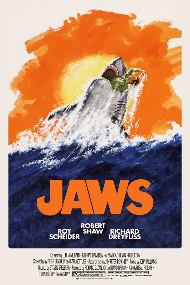 Jaws by Robert Tanenbaum 607