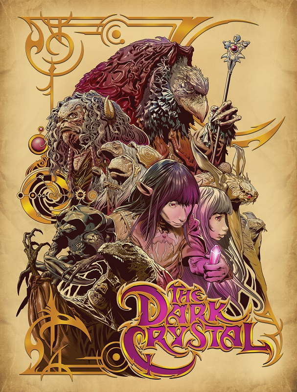 The Dark Crystal by Sergio Sandoval 607