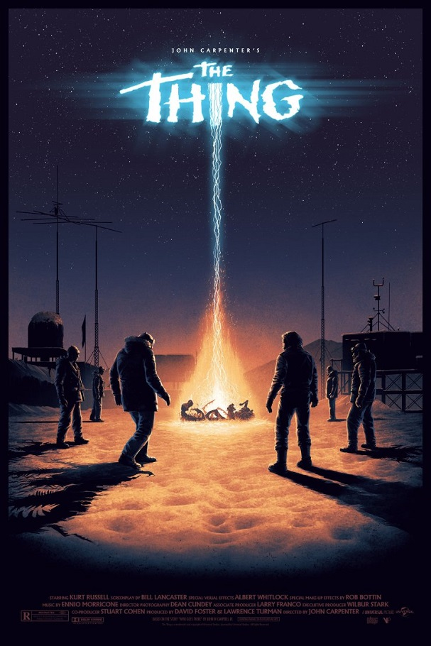 The Thing by Matt Ferguson (Regular) 607