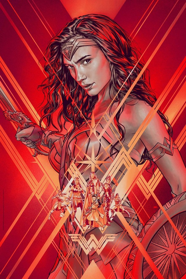 Wonder Woman by Martin Ansin (Regular) 607
