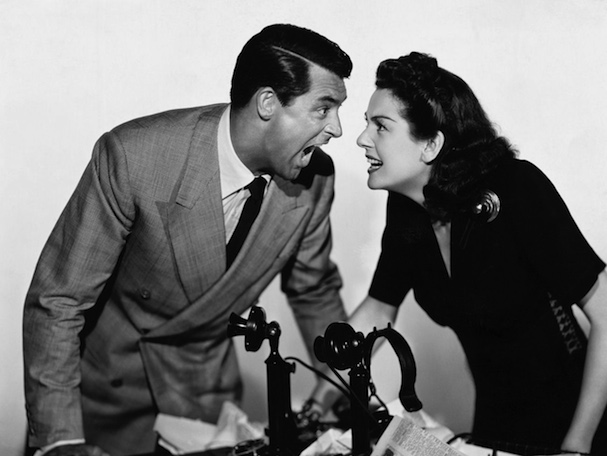 His Girl Friday 607
