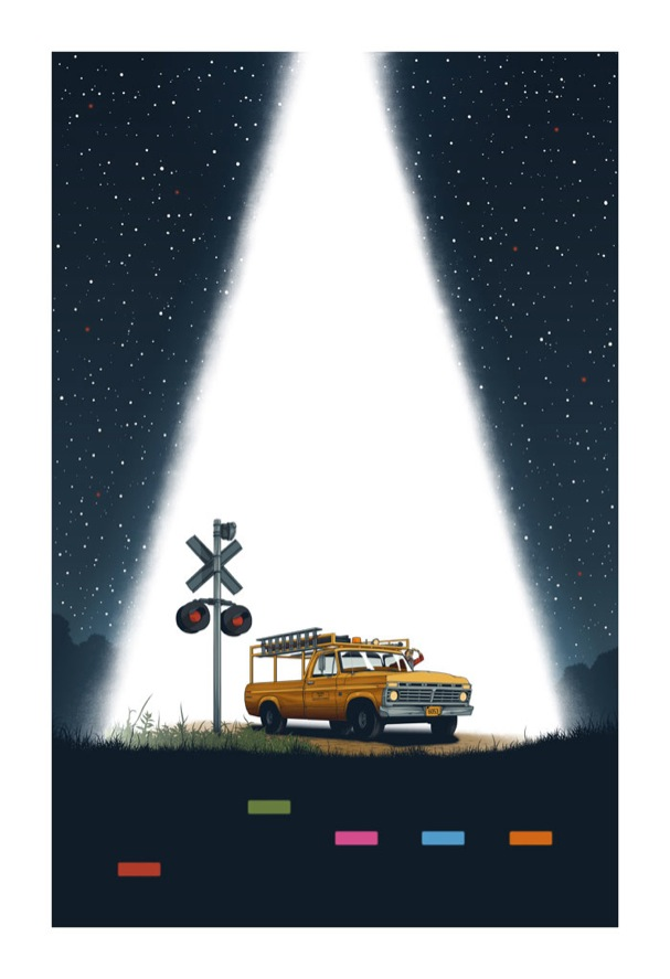 Close Encounters of the 3rd Kind alt posters