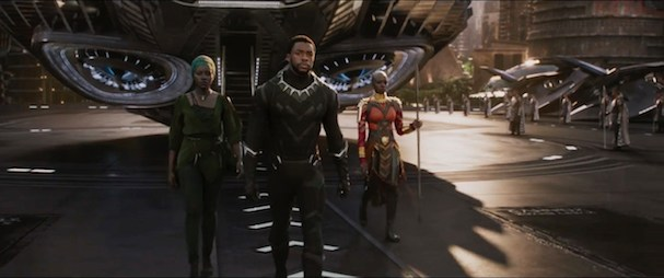 Black Panther 607