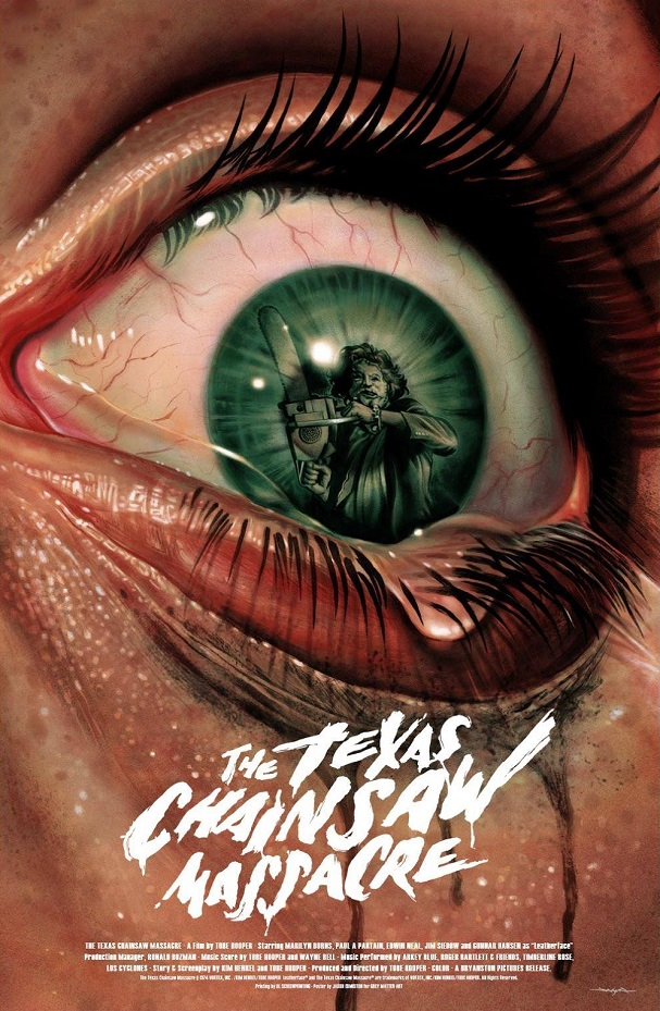 Texas Chainsaw Massacre Poster 607