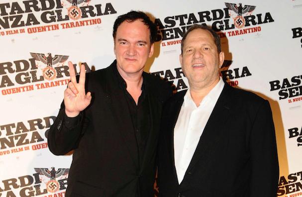 Tarantino Weinstein