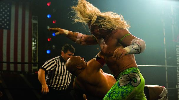The Wrestler 607