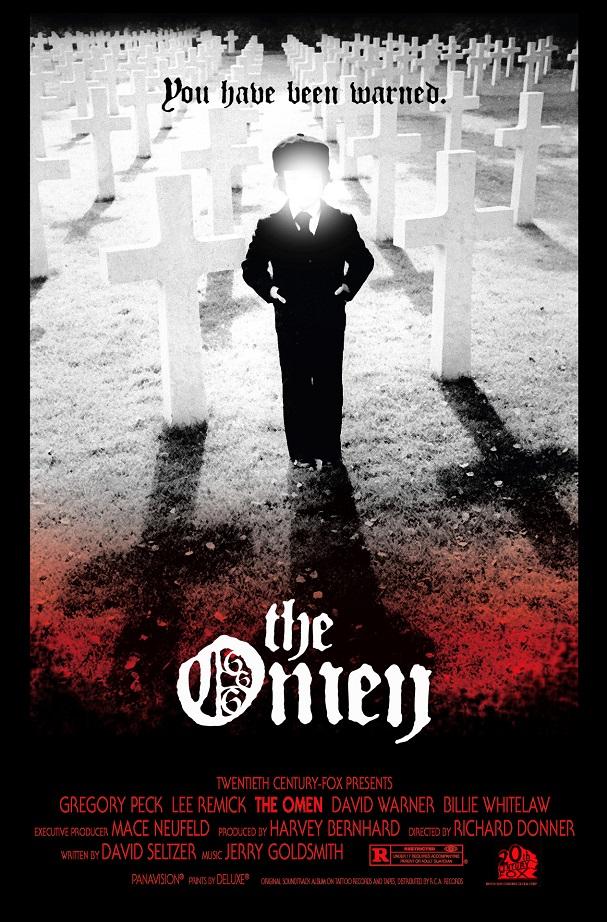 The Omen Poster 607