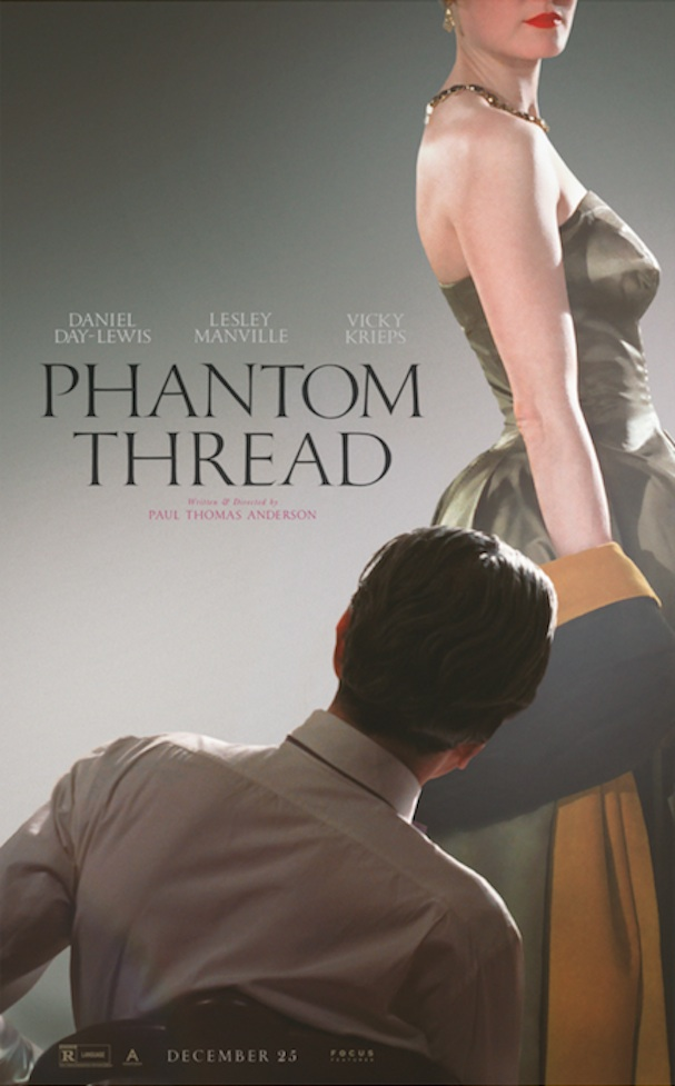 Phantom Thread Poster 607