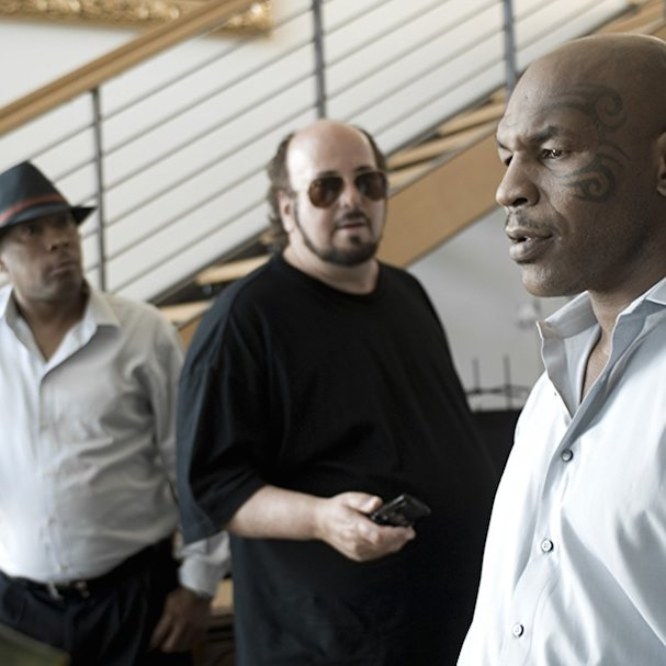 James Toback Mike Tyson