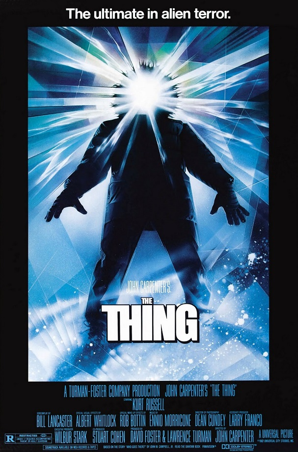The Thing Poster 607