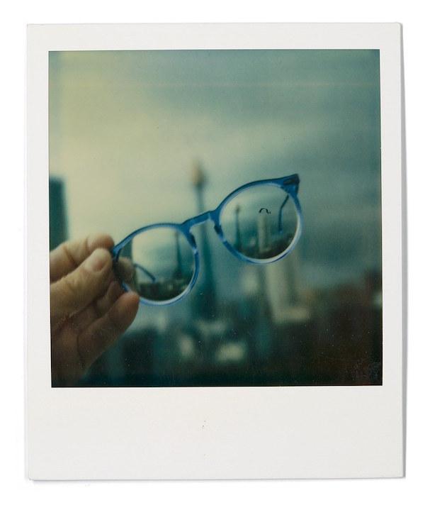 wim wenders polaroids 607