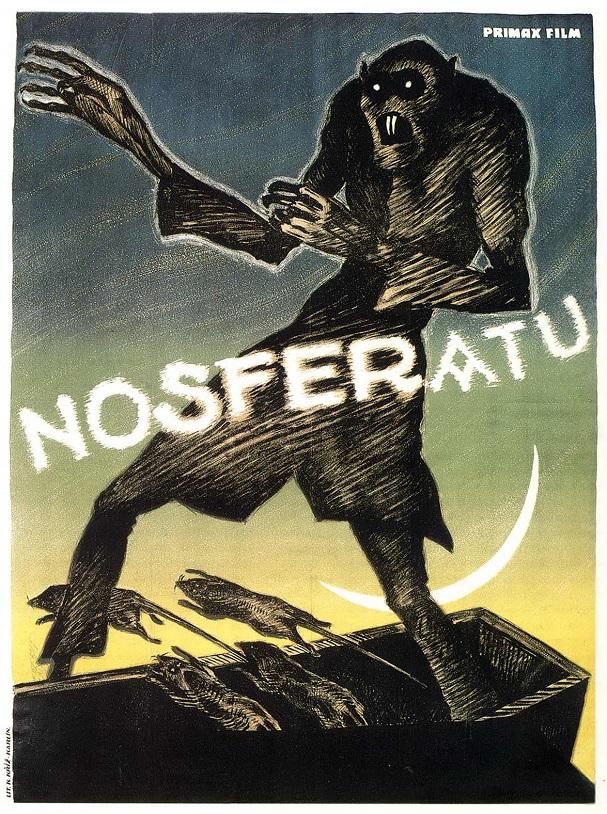 Nosferatu Poster 607
