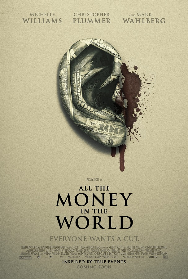 All the Money in the World poster 607