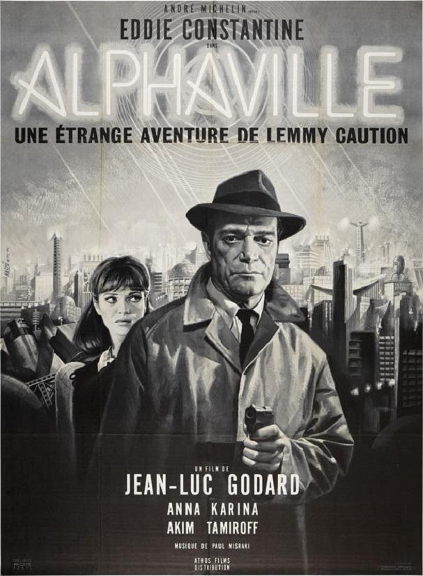 Alphaville poster 607