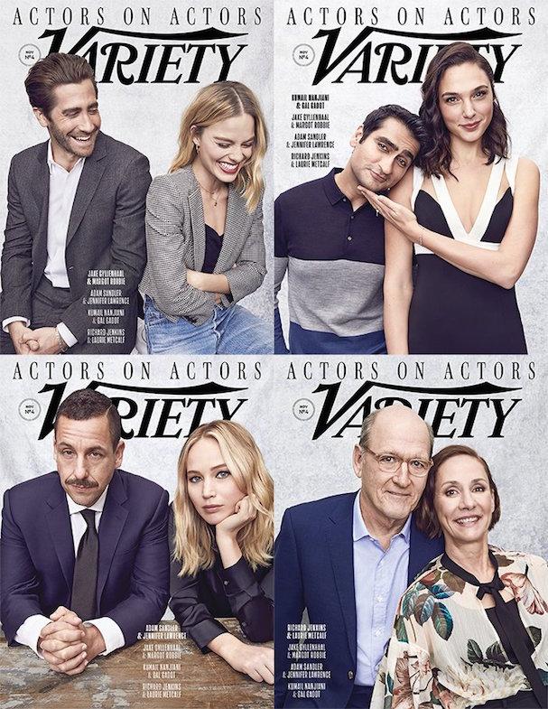 Actors on Actors 607