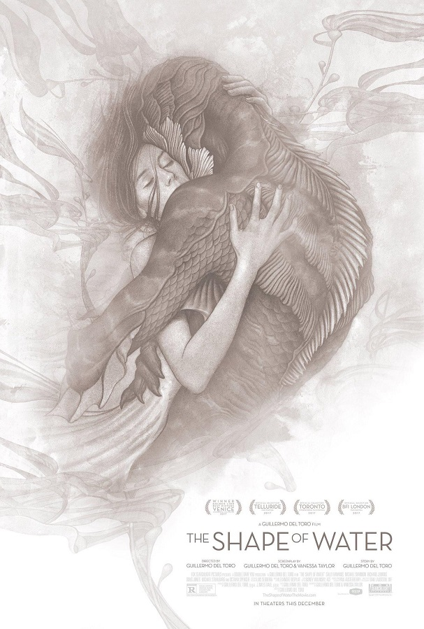 The Shape of Water poster 607