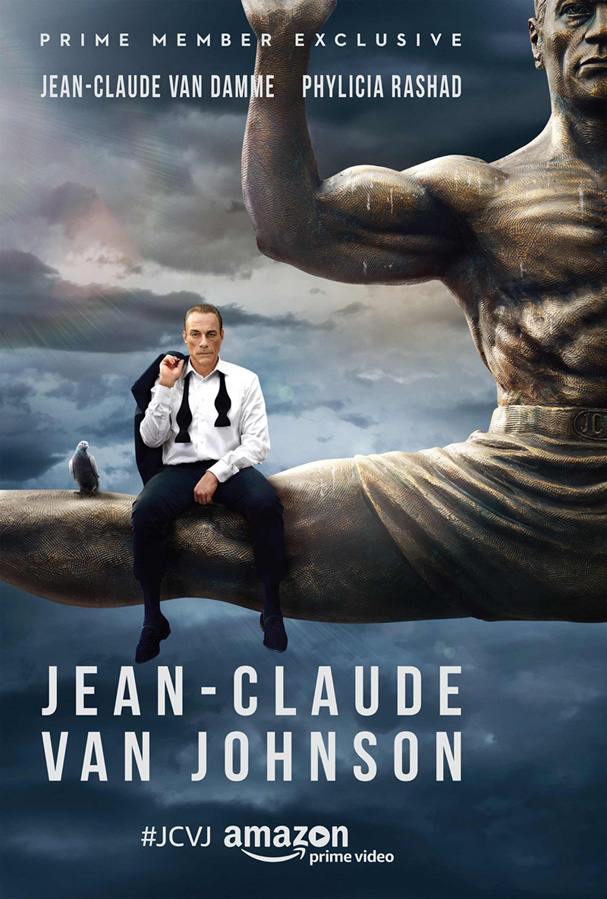 Jean-Claude Van Johnson 607