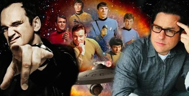 Quentin Tarantino J J Abrams Star Trek 607