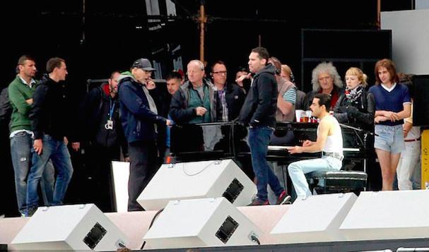 Bohemian Rhapsody shooting 607