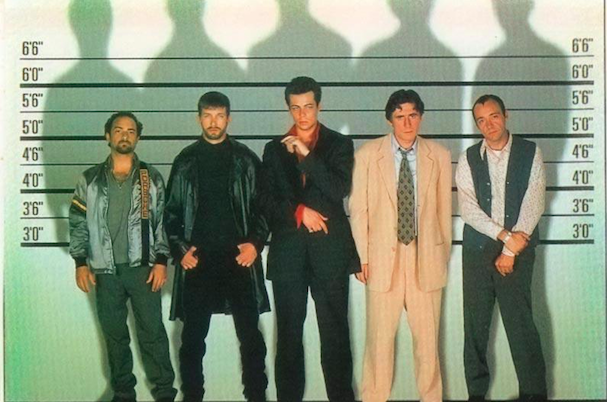 Usual Suspects 607