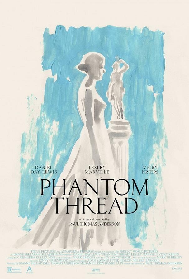 Phantom Thread poster 607