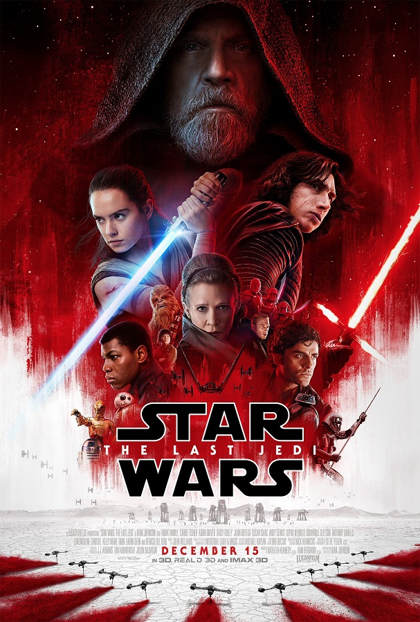Star Wars: The Last Jedi poster 607