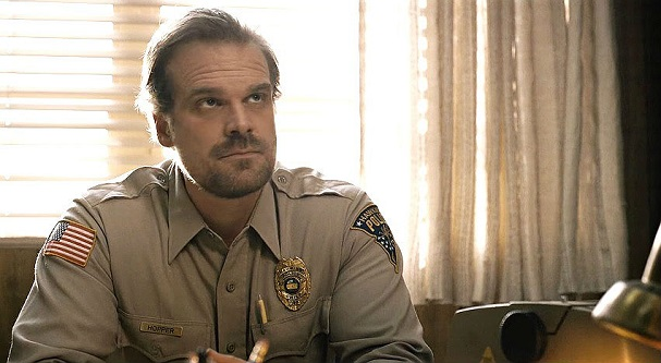 david harbour sags