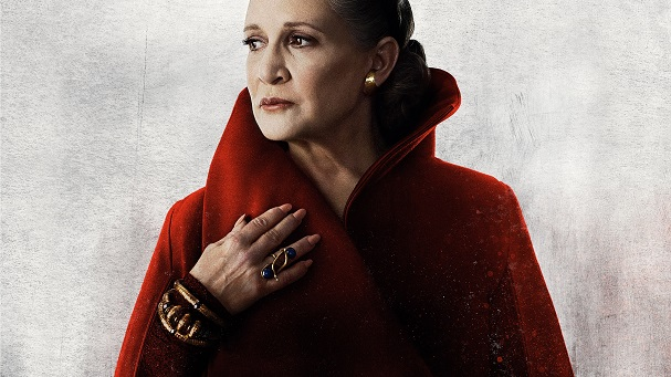 princess leia the last jedi