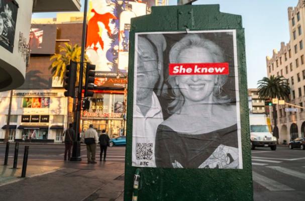Meryl Streep she knew 607