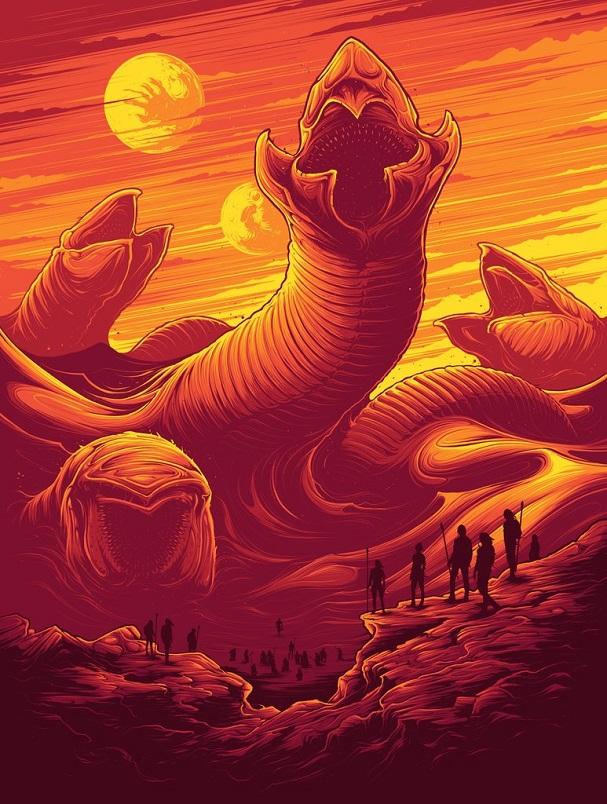 Dan Mumford - Dune 607