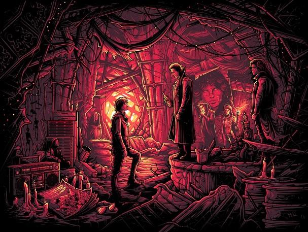 Dan Mumford - The Lost Boys 607
