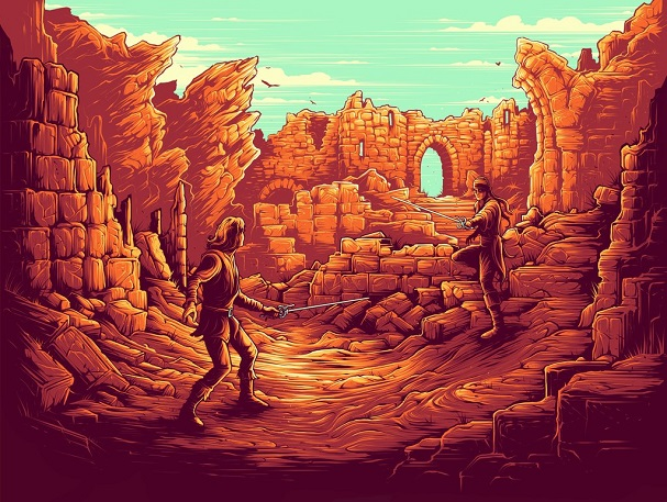 Dan Mumford - The Princess Bride 607