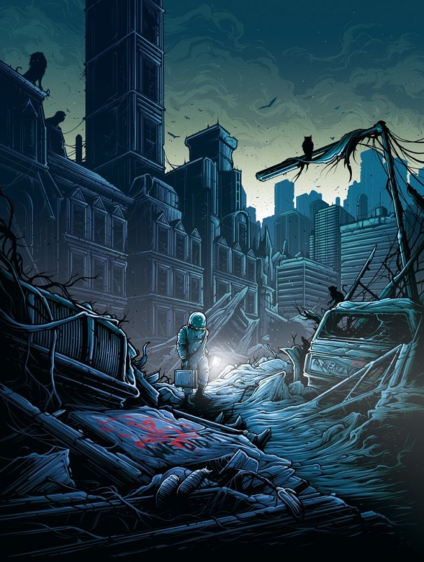 Dan Mumford - Twelve Monkeys 607
