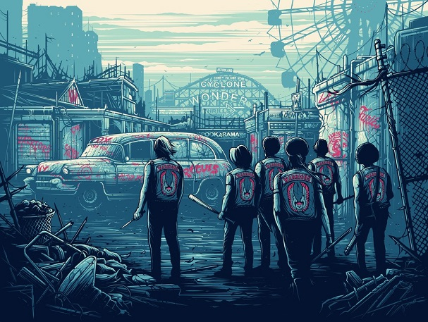 Dan Mumford -  Warriors 607