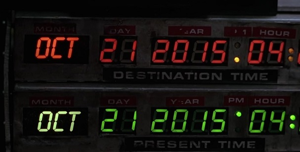 Back to the Future Part II 607