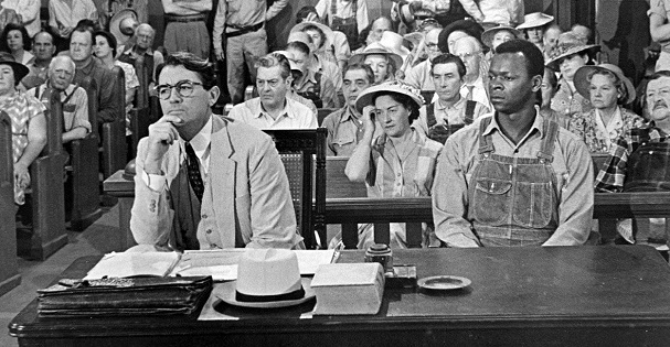 To Kill a Mockingbird 607