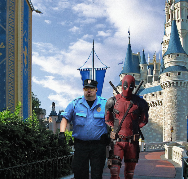 Disney deadpool